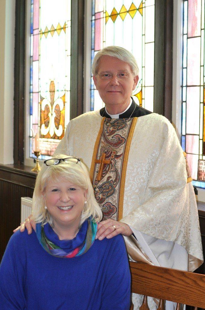 """Rev. Cameron """"Cam"""" and Ronda Keyser"""