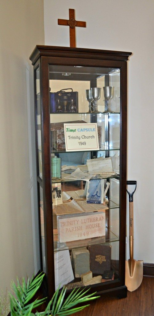 our history at trinity lutheran church
