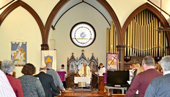 Trinity Lutheran Church Stephens City, VA